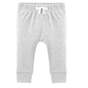 Carter's Baby Grey Joggers / Leggings with a Bow